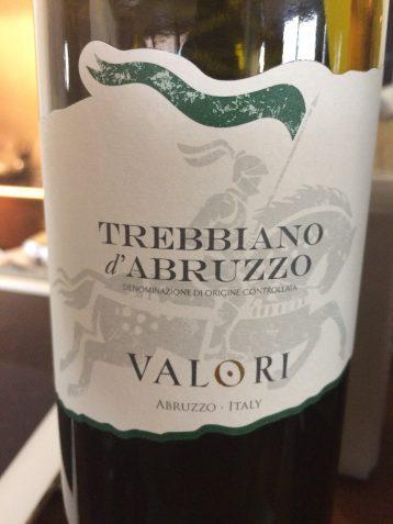 ヴァロリ トレッビアーノ